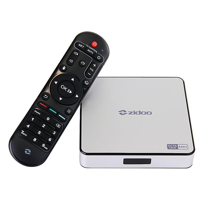 Zidoo X6 Pro Android 5.1 TV Box 2GB/16GB - Item3