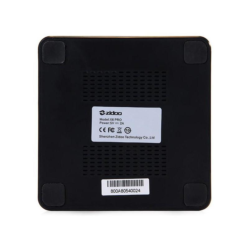 Zidoo X6 Pro Android 5.1 TV Box 2GB/16GB - Item4