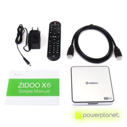 Zidoo X6 Pro Android 5.1 TV Box 2GB/16GB - Ítem1