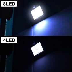 Aplique LED Solar Mpow con Sensor Movimiento MSL3 - Ítem1