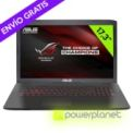 Laptop ASUS GL752VW-T4065D - Intel I7-6700 HQ/16GB/1TB/GTX960M/17.3 - Item