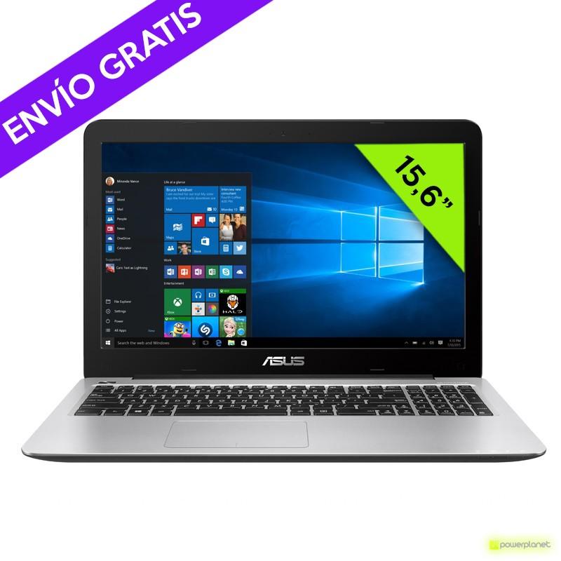 Laptop ASUS X556UJ-XO001T - Intel I7-6500U/8GB/1TB/GT920M/15.6
