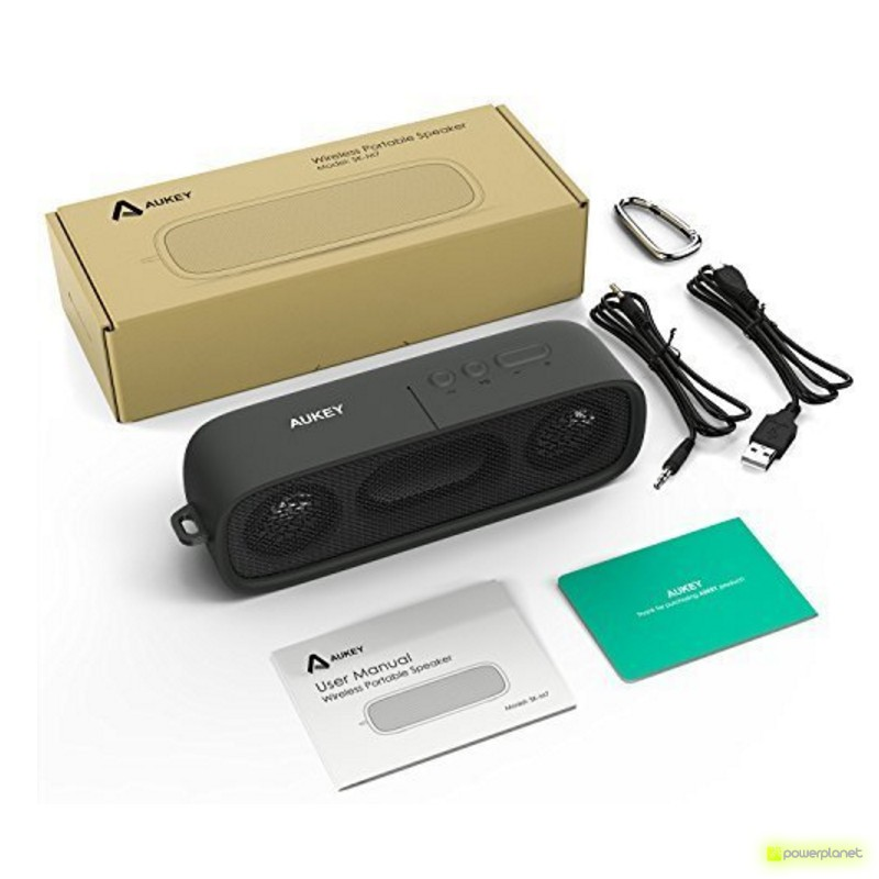 Aukey Portable Speaker Bluetooth 4.1 S201C - Item5