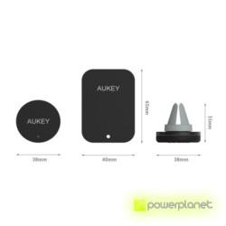 AUKEY HD-C5 Suporte magnético para carro - Item4