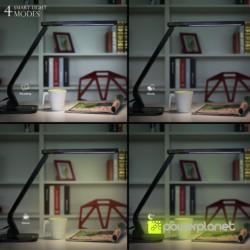 AUKEY LT-T1 Lampara de Escritorio USB LED - Ítem3