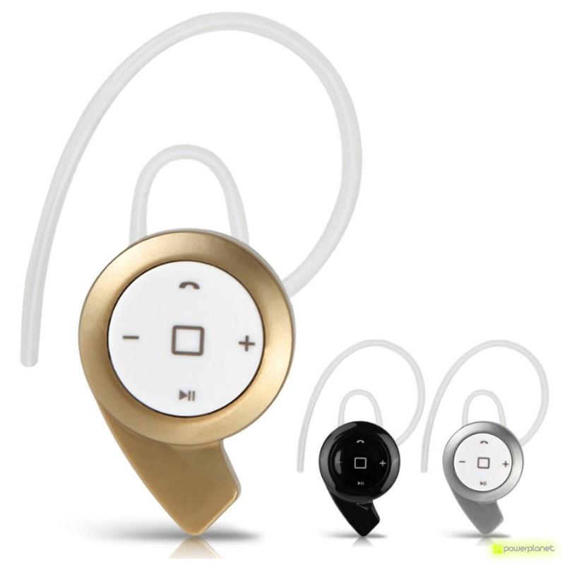 Auricular Bluetooth A8 - Ítem1
