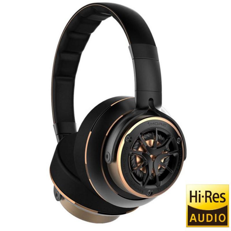 Auriculares 1More Triple Driver Over-Ear Dorado H1707