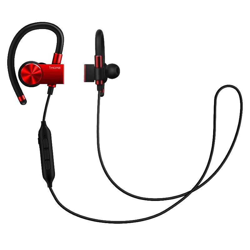 Auriculares 1More Active Bluetooth Rojo EB100