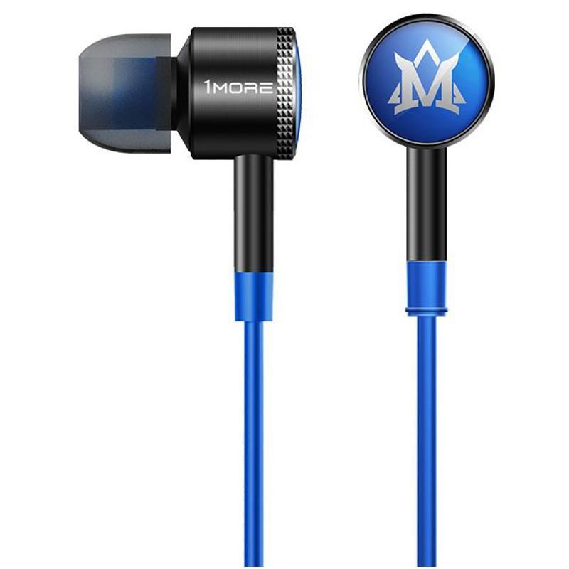 Auriculares 1More Momo Wu Azul EM003