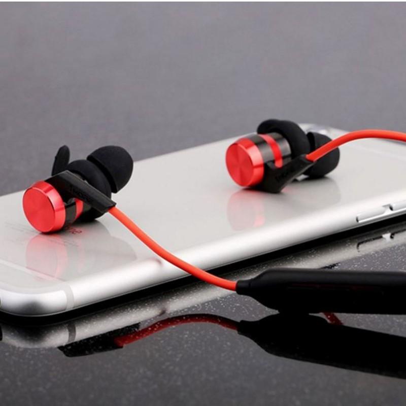 Auriculares 1More Bluetooth iBfree Rojo - Ítem4