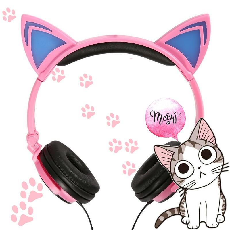 Auriculares Cat Ear