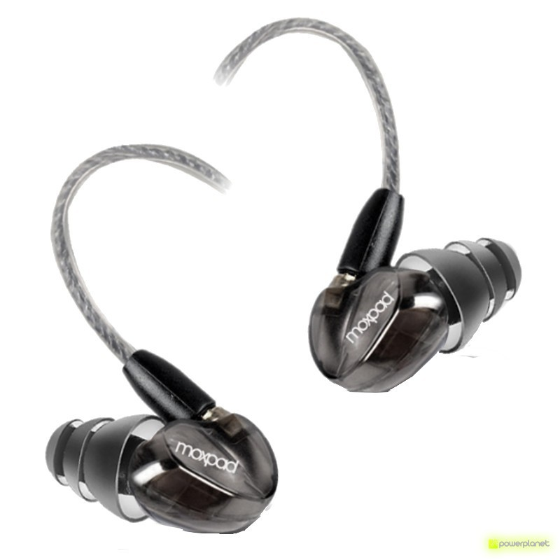Auriculares Moxpad x6