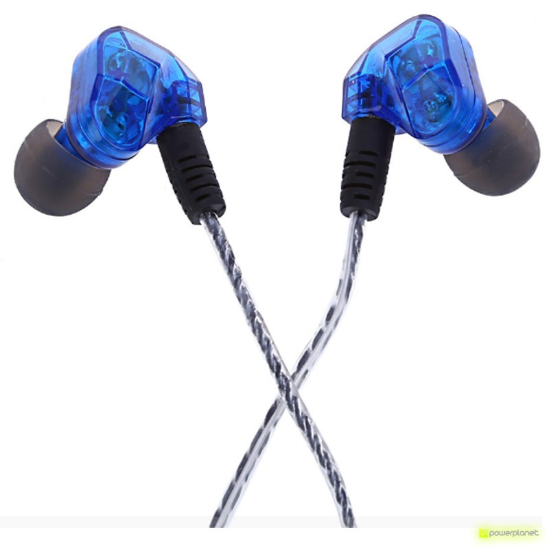 Auriculares Moxpad x90