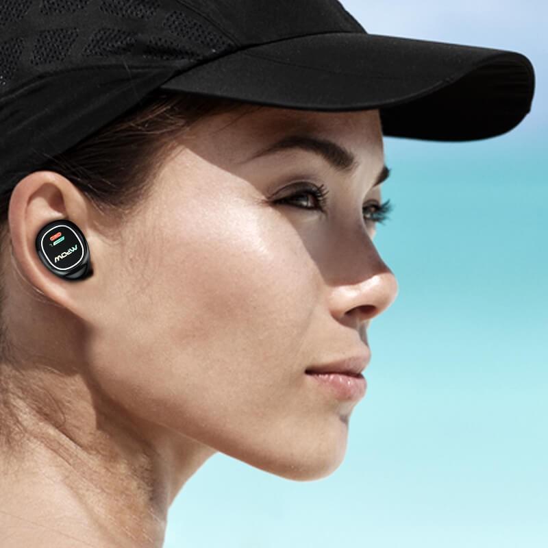 Auriculares Bluetooth Mpow MPBH058AB TWS (True Wireless Stereo) - Ítem3