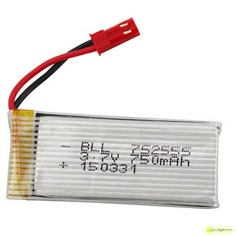Bateria 750 mAh Li-Ion WLToys A949 - A959 - A979 - K929 - L353