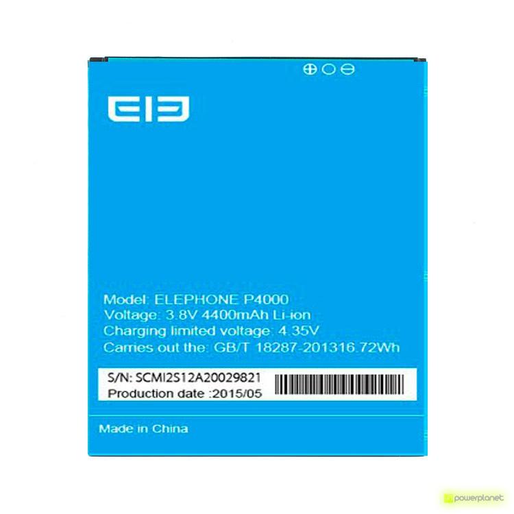 Batería Elephone P4000