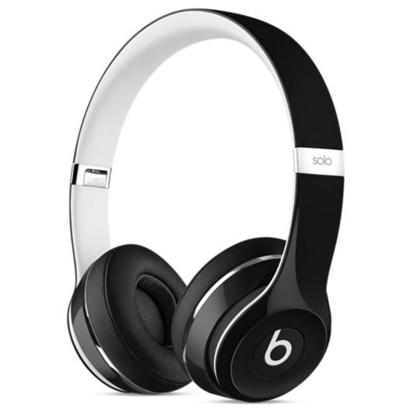 Beats Solo2 Luxe Edition Negro