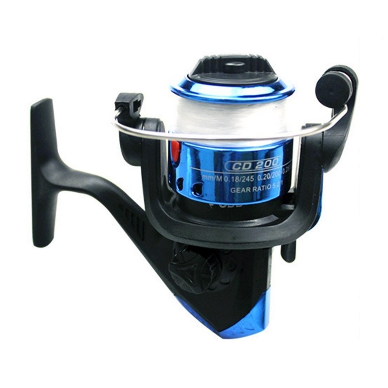 Carrete de pesca CD 200