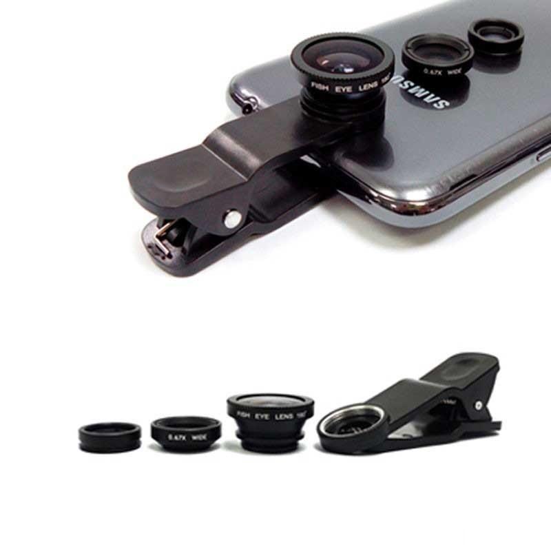 Comprar lente para smartphone