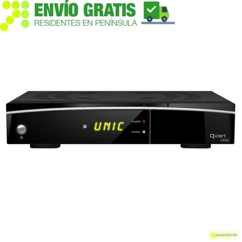 QVIART Receptor Satélite UNIC