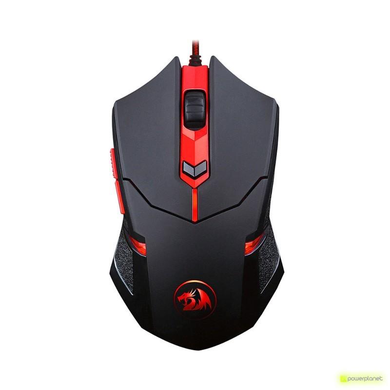 Ratón Gaming Redragon MAX