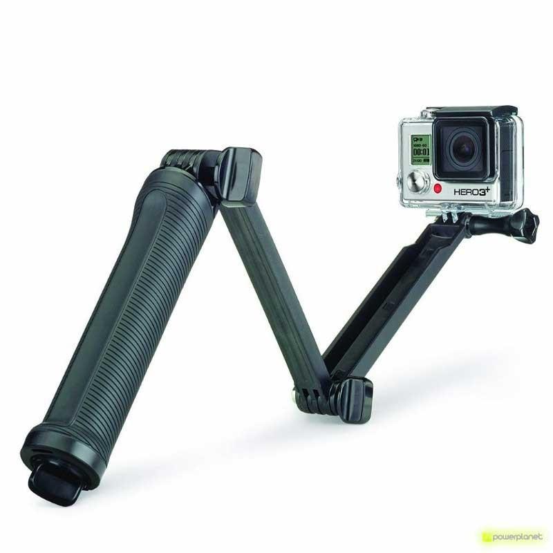 Monopod extensible para cámara deportiva