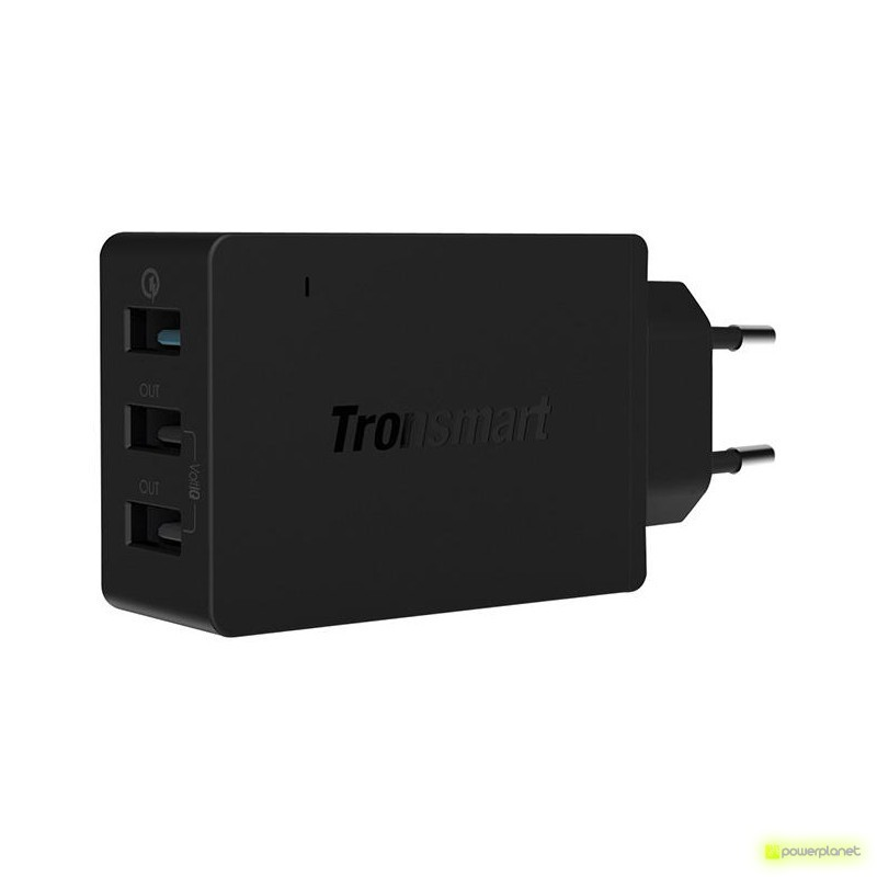 Tronsmart WC3PC USB Quick Charge 2.0 de 3 Portos