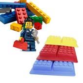Bandeja de gelo Lego