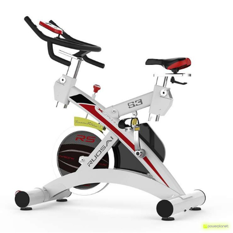 Bicicleta Spinning Spin1 QMJ-B003 - Item1