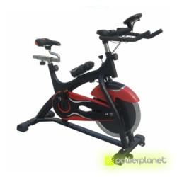 Bicicleta Spinning Spin2 JF-1004 18KG - Item1