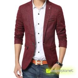 Blazer Exclusive de Linen Granada - Homen - Item2