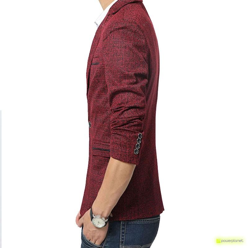 Blazer Exclusive de Linen Granada - Homen - Item3