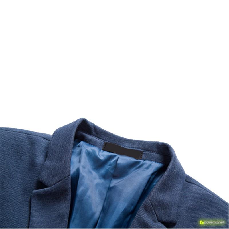 Blazer Soul Style Azul - Hombre - Ítem4