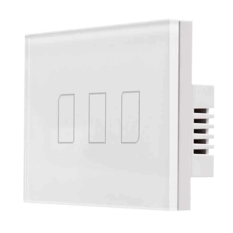 Interruptor Triple Broadlink TC2-3 Luz inteligente - Ítem4