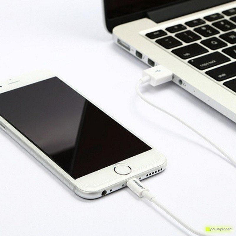 Cabo Usb para iPhone 5 - Item2