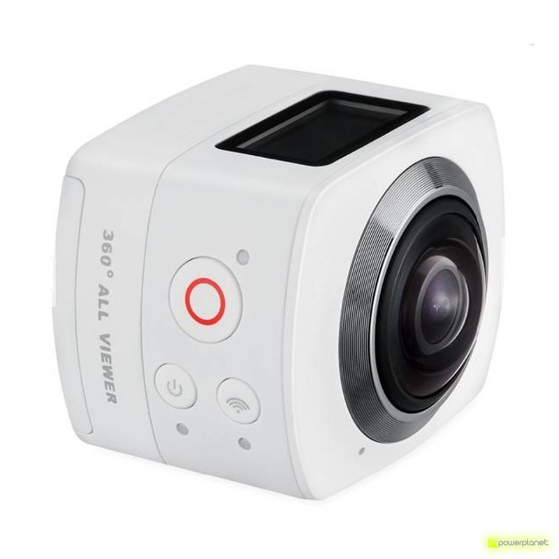 Video Cámara Okaa 360 Panorámica
