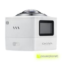 Video Cámara Okaa 360 Panorámica - Ítem2