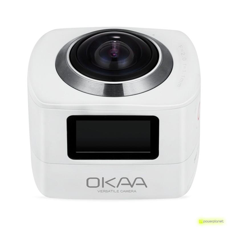 Video Cámara Okaa 360 Panorámica - Ítem3