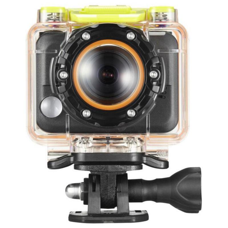 câmera subaquática