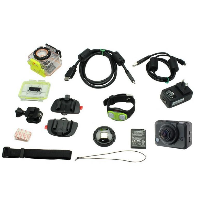 câmera subaquática - Item6
