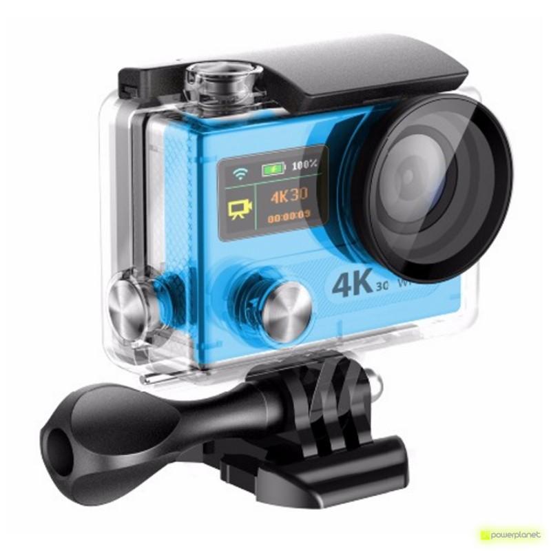 Câmera de Vídeo Esportes Eken H8R - Item7