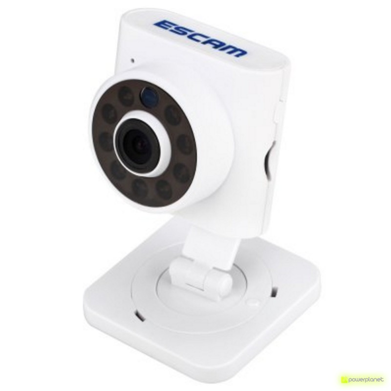 Câmera de segurança ESCAM QF601