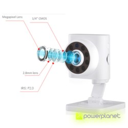 Câmera de segurança ESCAM QF601 - Item4