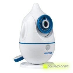 Câmera de segurança IP ESCAM QF521 Penguin - Item2