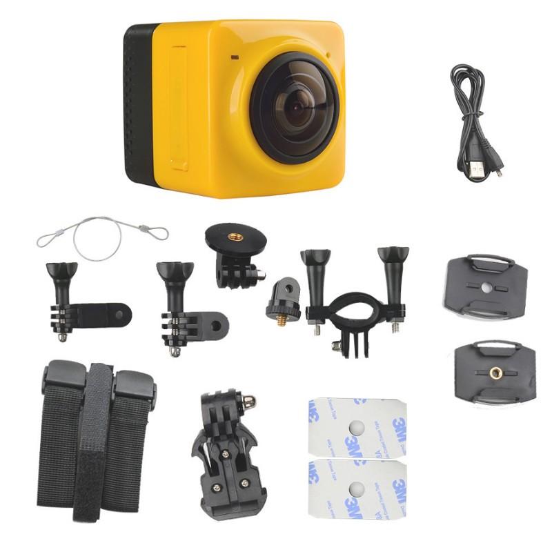 Sport Cam Action Cube 360 - Item7