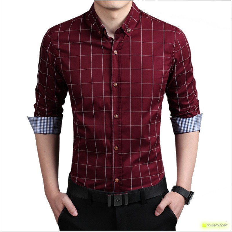 Camisa Good Line Granada - Homen - Item