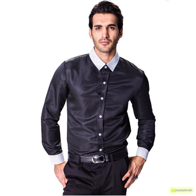 Camisa The Shine Negro - Hombre