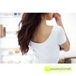 Camisa Branca Básica Scoopneck - Item3