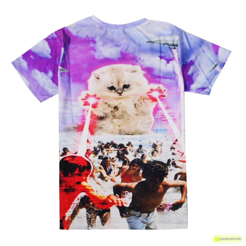 Camiseta Destroyer Cat - Item1