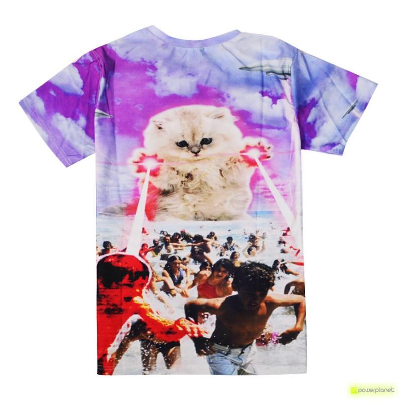Camiseta Destroyer Cat - Ítem1